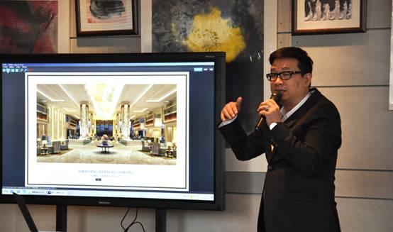 香港设计师室内设计专家刘亮周